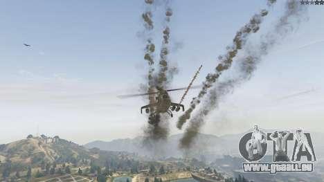 GTA 5 Realistic rocket pod 2.0 quatrième capture d'écran