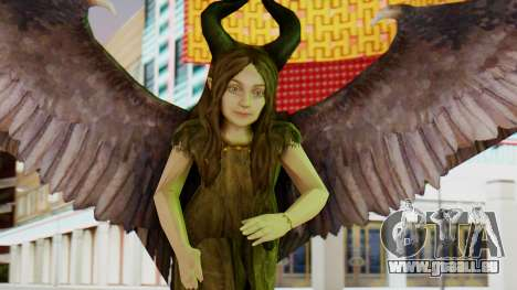 Malefica Child für GTA San Andreas