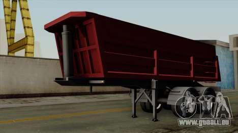 Trailer Dumper für GTA San Andreas