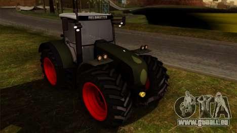 GTA 5 Fieldmaster für GTA San Andreas