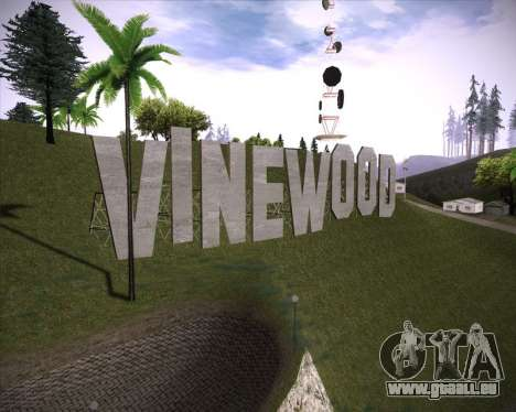 Professional Graphics Mod 1.2 pour GTA San Andreas