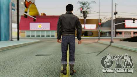 Vito Gresser v1 pour GTA San Andreas troisième écran