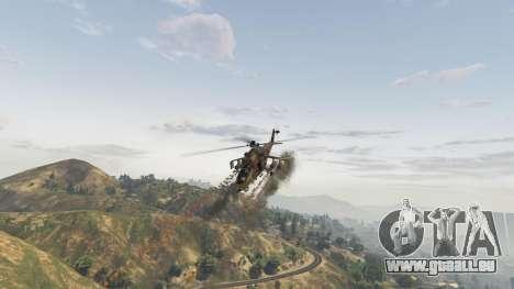 GTA 5 Realistic rocket pod 2.0 sixième capture d'écran