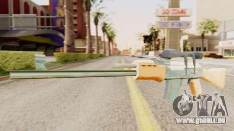 Zastava M76 pour GTA San Andreas