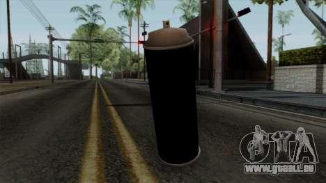 Original HD Spraycan für GTA San Andreas