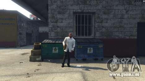 GTA 5 Drink & Smoke deuxième capture d'écran