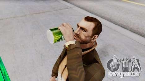 RT. Bank Sprunk für GTA San Andreas zweiten Screenshot