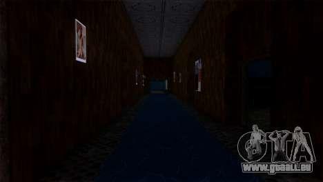Reprojeter l'intérieur du manoir de MADD Dogg pour GTA San Andreas troisième écran