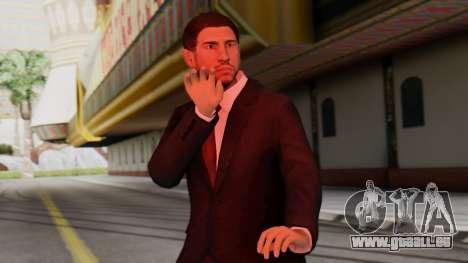 [GTA 5] FIB2 pour GTA San Andreas