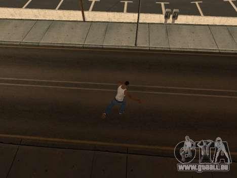 Animation de GTA Vice City pour GTA San Andreas huitième écran