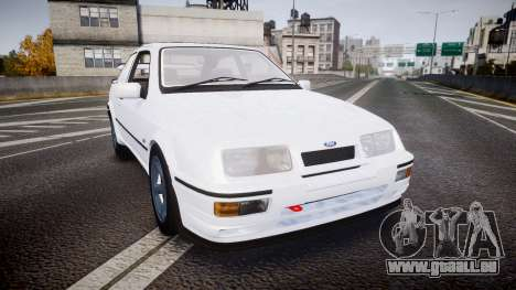 Ford Sierra RS500 Cosworth für GTA 4