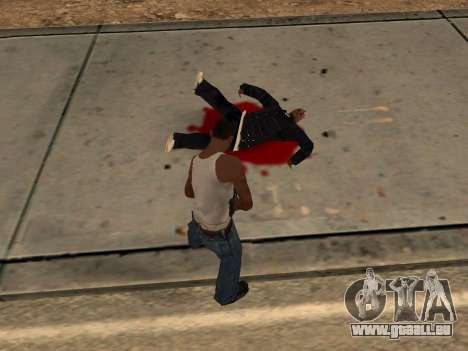 Animation de GTA Vice City pour GTA San Andreas neuvième écran