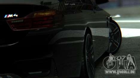 Jungles 3.0 pour GTA San Andreas cinquième écran