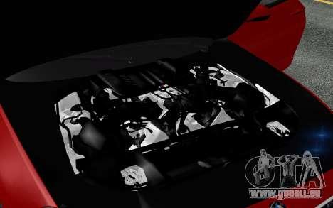 BMW M6 2013 v1.0 pour GTA San Andreas moteur