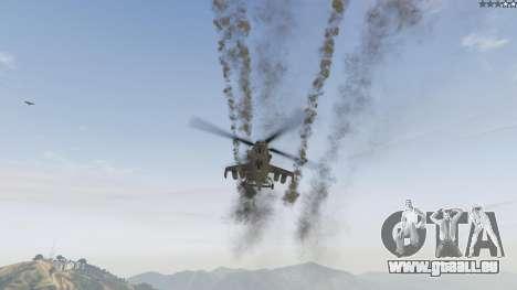 GTA 5 Realistic rocket pod 2.0 troisième capture d'écran