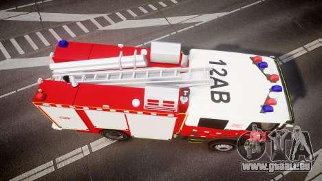 Scania 94D 260 Victorian CFA [ELS] pour GTA 4 est un droit