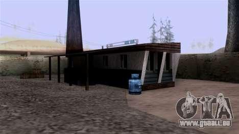 New Trailers pour GTA San Andreas deuxième écran