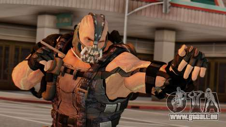 The Bane Ultimate Boss pour GTA San Andreas