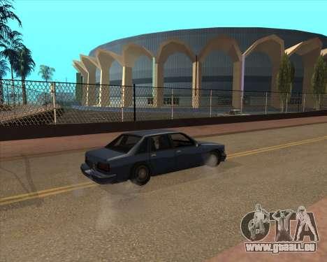 Drift für GTA San Andreas zweiten Screenshot