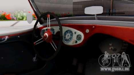 Ascot Bailey S200 from Mafia 2 pour GTA San Andreas vue de droite