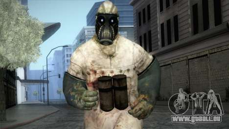 Order Soldier from Silent Hill pour GTA San Andreas