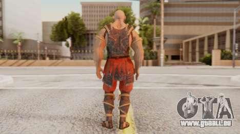 [MKX] Baraka pour GTA San Andreas troisième écran
