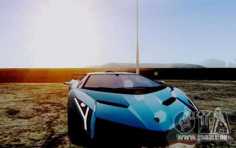 ENB Series HQ Graphics v2 für GTA San Andreas her Screenshot