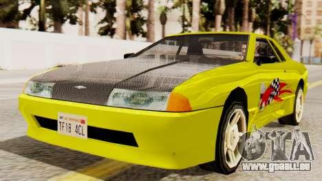 Vinyl für Elegy - Sport für GTA San Andreas