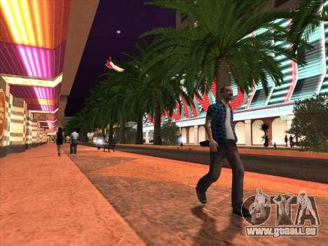 Ultimate Graphics Mod 2.0 pour GTA San Andreas deuxième écran