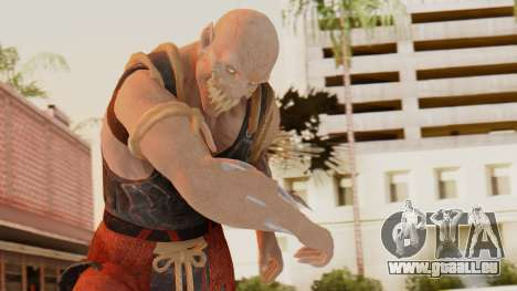 [MKX] Baraka pour GTA San Andreas