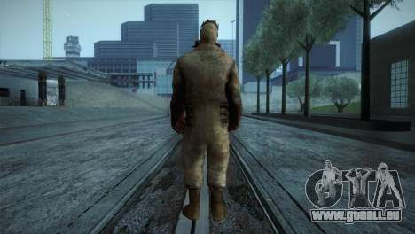 Order Soldier3 from Silent Hill für GTA San Andreas dritten Screenshot