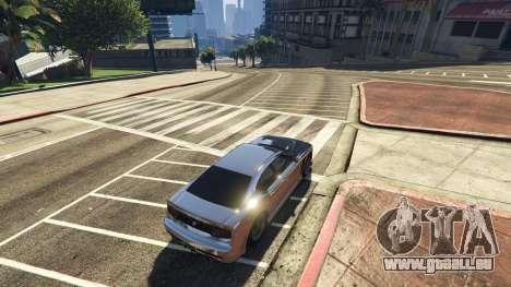 GTA 5 GhostAndreas deuxième capture d'écran