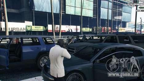 GTA 5 Strapped Peds quatrième capture d'écran