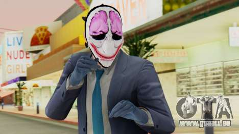 [PayDay2] Hoxton pour GTA San Andreas