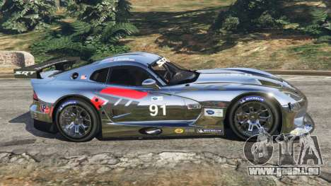 Dodge Viper GTS-R SRT 2013 [Beta] für GTA 5