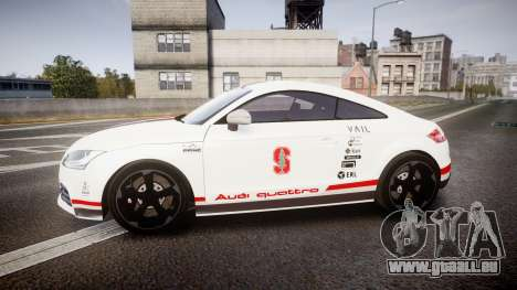 Audi TT RS 2010 Shelley für GTA 4 linke Ansicht