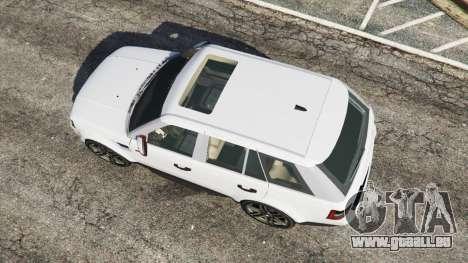 Range Rover Sport 2010 v0.7 [Beta] pour GTA 5