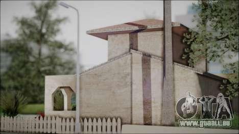ENB KISEKI V3 pour GTA San Andreas quatrième écran