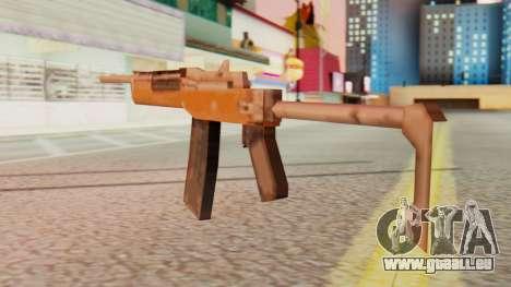 Ruger pour GTA San Andreas deuxième écran