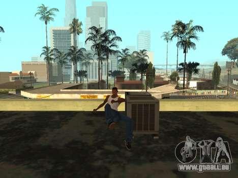 Animation de GTA Vice City pour GTA San Andreas sixième écran