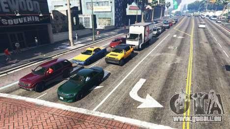 GTA 5 Realistisch füllen die Straßen und Wege 8GBRAM dritten Screenshot