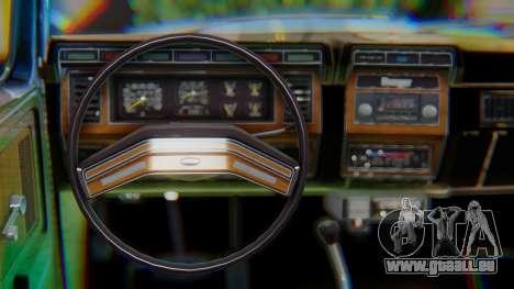 Ford F-150 1984 Final pour GTA San Andreas vue arrière