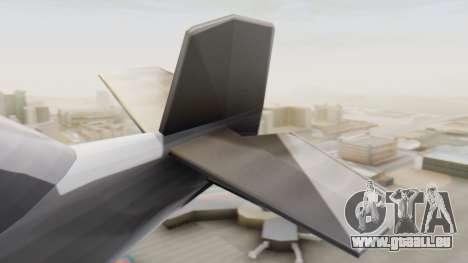 Ein cropduster-dem Wasserflugzeug v1.0 für GTA San Andreas zurück linke Ansicht