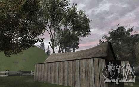 Les arbres à partir de WarFace pour GTA San Andreas deuxième écran