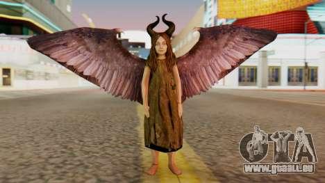 Malefica Child für GTA San Andreas zweiten Screenshot