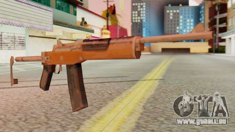 Ruger pour GTA San Andreas