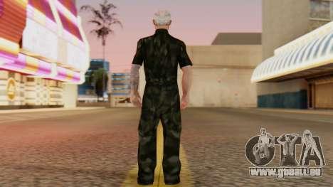 Old Wmyammo pour GTA San Andreas troisième écran