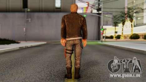 [DR3] Chuck Greene für GTA San Andreas dritten Screenshot