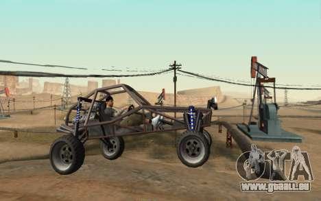 New Sky pour GTA San Andreas troisième écran