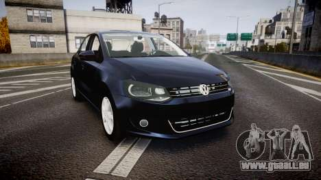 Volkswagen Polo pour GTA 4